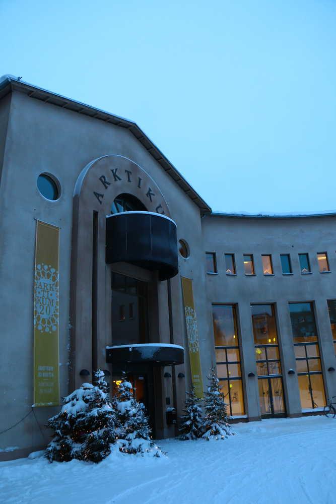 ロヴァニエミ北極博物館アルクティクム(Arktikum)フィンランド観光 ...