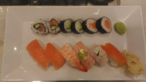フィンランド 寿司