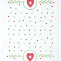 キッチンタオルMore Joyノルディッククリスマスの全体写真