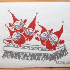 スポンジワイプMore Joyクリスマス・クリーニング全体写真