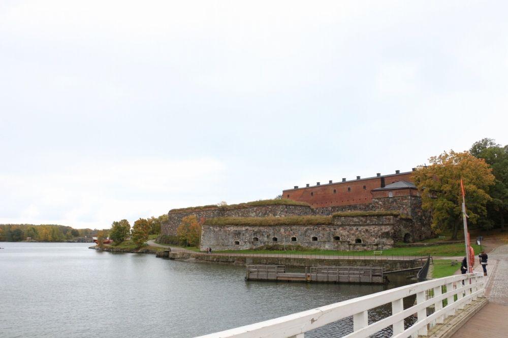 スオメンリンナのお城