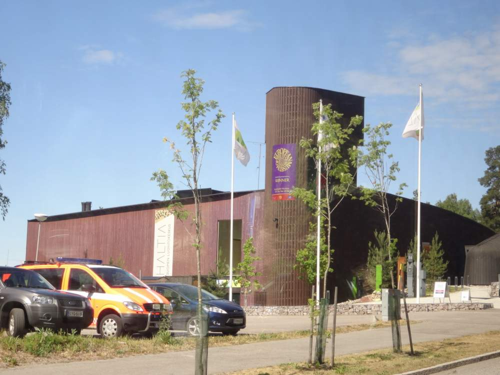 The Finnish Nature Centre Haltia