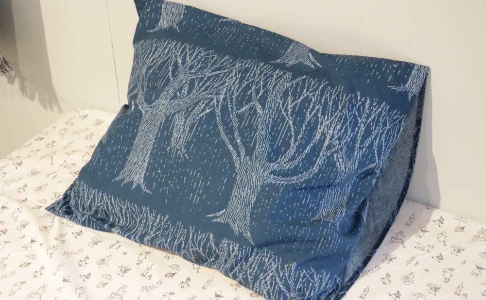 フィンレイソン掛け布団枕カバーセットレイニーデイスナフキン2017の枕画像