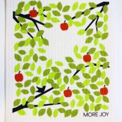 スポンジワイプMore Joyアップルツリー全体写真