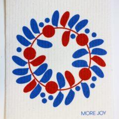 スポンジワイプMore Joy日フィン国交100周年記念リースオブディプロマシー全体写真