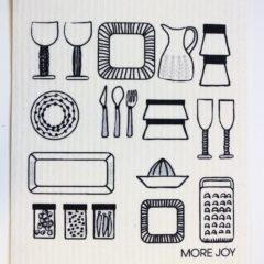 スポンジワイプMore Joyノルディックキッチンセット全体写真
