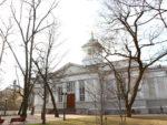 ヘルシンキオールド教会Vanha kirkko