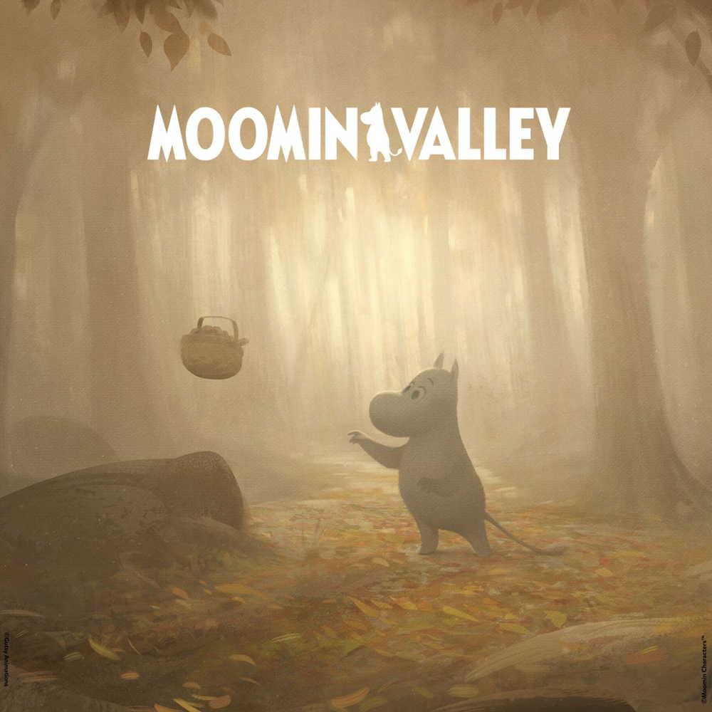 ムーミン壁紙無料ダウンロード最新ムーミンアニメ ムーミン谷の仲間たち キートスショップ