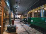 ヘルシンキ・トラム博物館の内部