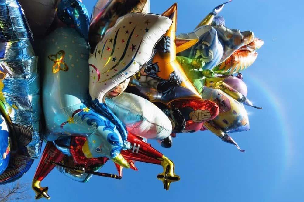 フィンランド・ヴァップの風船