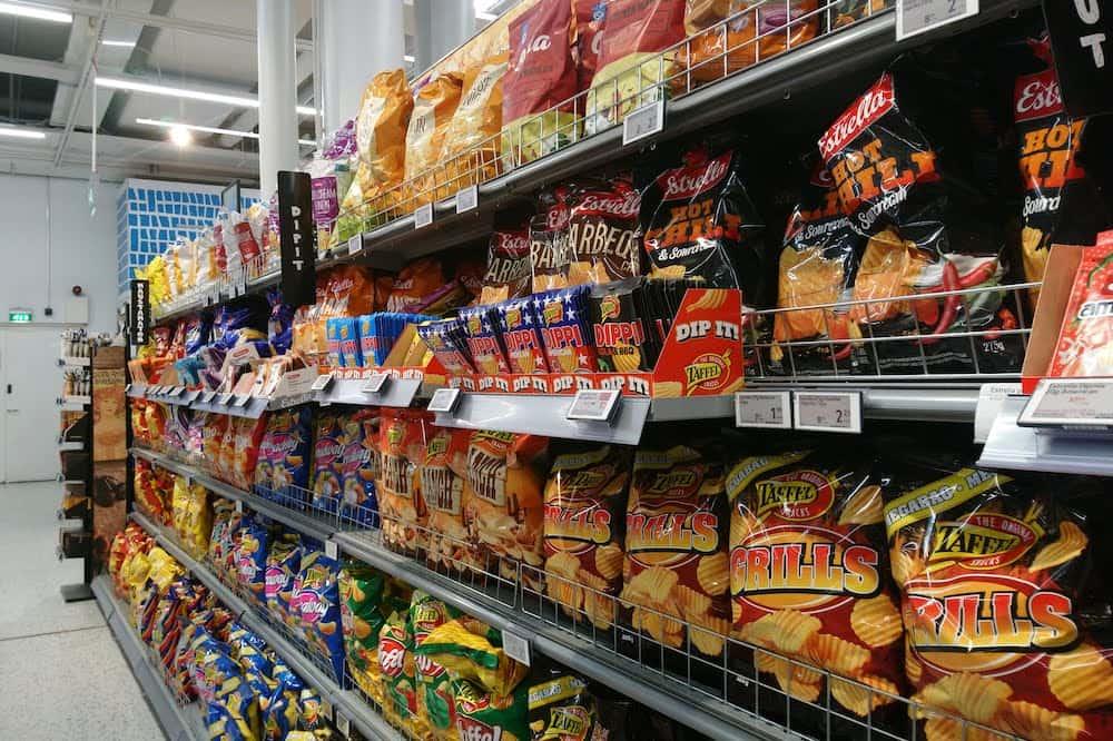 フィンランドで売られているポテトチップスのディップ